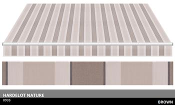 seebrook gelenkarmmarkise gelenkarm markise mit motor schalter nothandkurbel ebay. Black Bedroom Furniture Sets. Home Design Ideas