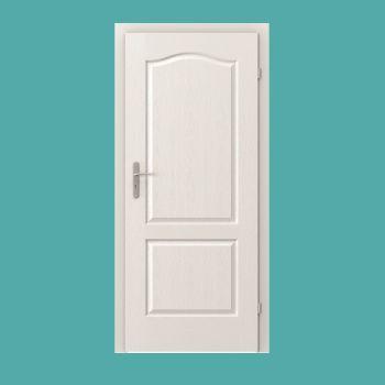 Tür weiß mit zarge  London Zimmertür Volltür in Weiß-Lack, Breite 860mm x 1985mm Höhe ...