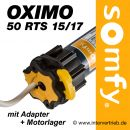 Rollladenfunkmotor Somfy Oximo 50 RTS 15/17